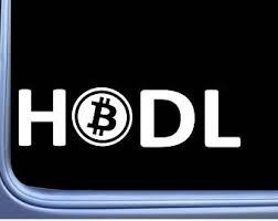 Bitcoin Car Decal Etsy