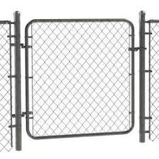 Galvanized Chain Link Fence Gate Hinge Kit At Menards