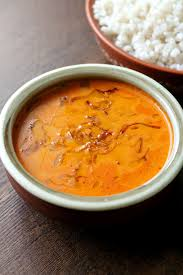 Sorak ~ Plain Coconut Curry