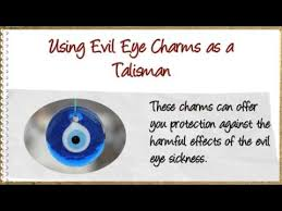 the meaning of evil eye charms you