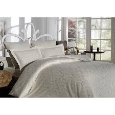 bed linen set soundsleep cream damask