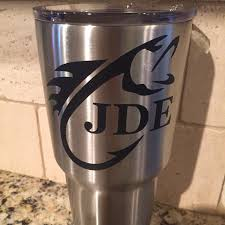 Blushandbashfulco Shared A New Photo On Etsy Yeti Cup Designs Decals For Yeti Cups Cup Decal