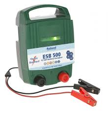 Rutland Esb 500 Battery Electric Fence Energiser
