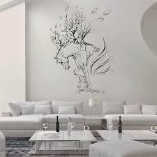 Fantasy Horse Wall Decal Living Room Wall Decal Fantasy Wall Etsy Wall Decals Living Room Horse Wall Decals Living Room Wall
