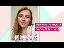 youcam makeup magic selfie cam