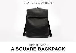 square backpack ebook bag