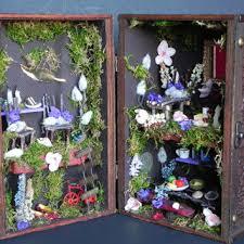 fall fairy house fairy garden indoor