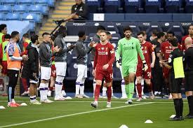 Манчестер Сити» организовал чемпионский коридор «Ливерпулю ...