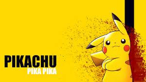 stunning pikachu wallpaper 26499