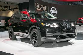 Nissan Debuts Star Wars Edition Rogue Cuv In L A