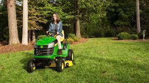 john deere d125 20hp lawn tractor