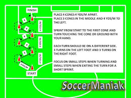 sd agility quickness drills for soccer
