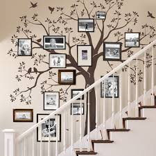 Simpleshapes Staircase Family Tree Wall Decal Reviews Wayfair