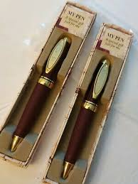 gift boxed brown easy grip my pen