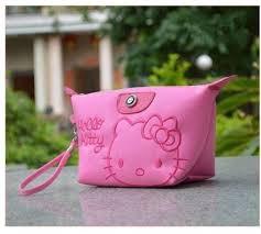 generic o kitty cosmetic bag travel