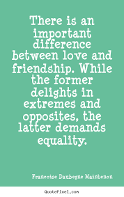quotes about difference and love quotes