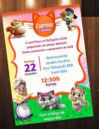 Tarjetas De Cumpleanos 44 Gatos Invitaciones Consulta S 10 00