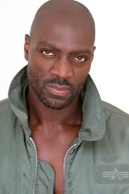 Actor Adewale Akinnuoye-Agbaje on Behance