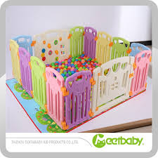 Colorful Safety Plastic Baby Playpen Baby Play Yard Children Play Fence Buy Baby Playpen Baby Play Yard Children Play Fence Product On Alibaba Com