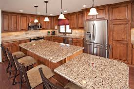 maple cabinets with cambria countertops