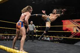 Sky is the limit for NXT champion Adam Cole | Wrestling | postandcourier.com