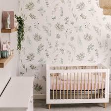 nursery wallpaper nursery room decor