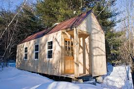 timber frame tiny house