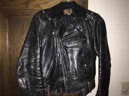 buco jacket maybe 50 s or 60 s not sure