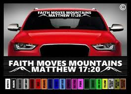 40 Soldier Of God 2 Jesus Faith Christian Car Decal Sticker Windshield Banner 2 99 Picclick