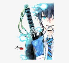 blue exorcist rin oura oura
