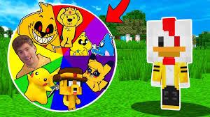 La Ruleta De Las Canciones De Mikecrack En Minecraft