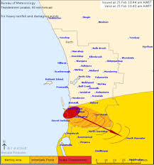 SEVERE WEATHER WARNING IDW21035 ...