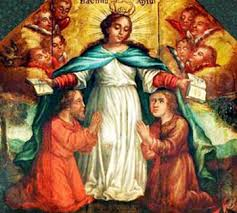 Image result for mary help of sinners""
