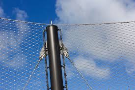 Anti Throw And Safety Netting Fencing And Gates Nz Archipro