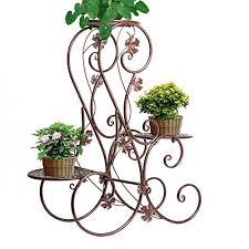garden patio stands plant flower