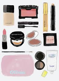 what s in my summer makeup bag
