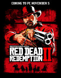 red redemption 2 ing to pc