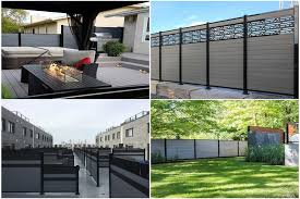 Privacy Fence Panels Canada Usa Ezfence Natural Best Price Quality