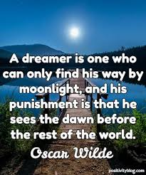 inspiring quotes on dreams and on making them real