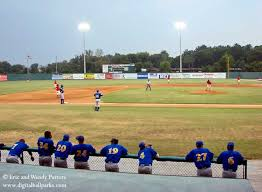 Luther Williams Field - Macon Georgia - Former Home of the Macon Peaches,  Braves, Music