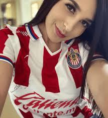 """Chivas: Adriana Castillo, ella es la guapa prometida de Christian """"Chicote""""  Calderón   Soy Fútbol"""