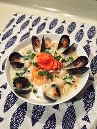Irish Seafood Chowder [OC] [2448x3264 ...