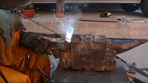 how to make a blacksmith s anvil from