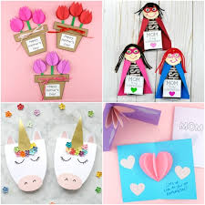 mother s day crafts for kids the best