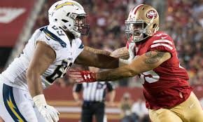 Aaron Lynch was made inactive and it wasn't because of his back injury