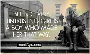 untrusting husband quotes quotations sayings