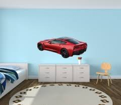 Car Wall Decals Photo Wall Decals
