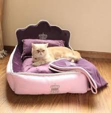 princess luxurious pet dog cat sofa bed