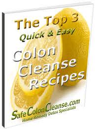 colon cleanse recipes homemade