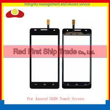 Huawei Ascend G526 Touch Screen Digitizer Sensor Outer Glass Lens ...